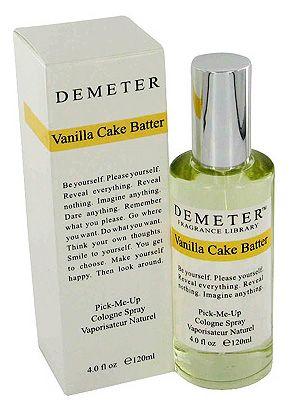Demeter Vanilla Cake Batter