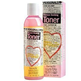 BeneFit Cosmetics Woman Seeking Toner