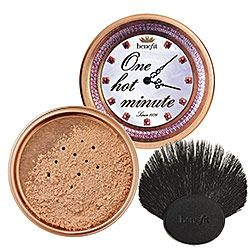 Benefit One Hot Minute loose powder (Uploaded by lilmisssunshine)