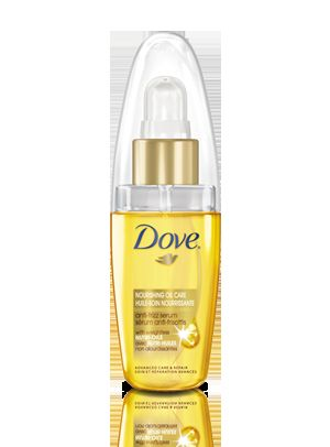 Dove Nourishing Oil Care Serum