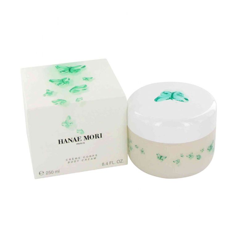 Hanae Mori Butterfly Body Cream reviews, photo - Makeupalley