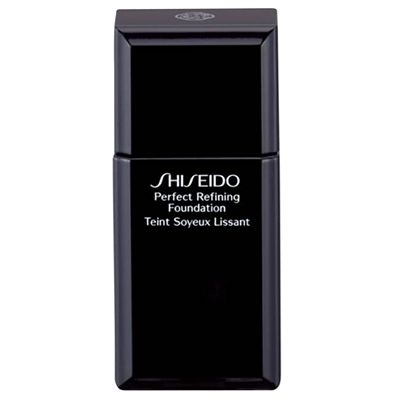 shiseido perfect refining foundation reviews photos. Black Bedroom Furniture Sets. Home Design Ideas