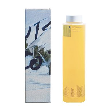 Korres White tea fluid gel cleanser