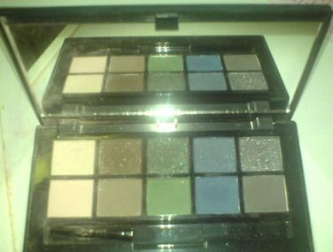 Smashbox Smokebox Palette