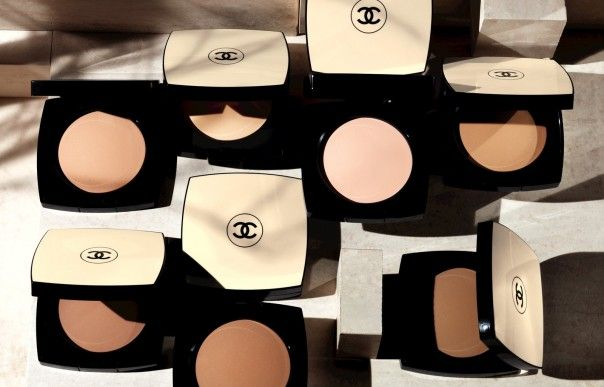 Chanel Les Beiges - Healthy Glow Sheer Powder
