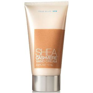 Bath and Body Works True Blue Spa Shea Cashmere Hand Cream