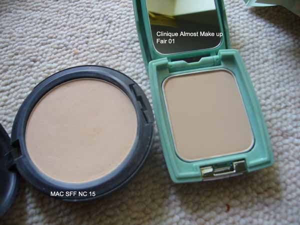 CLINIQUE Almost Powder Makeup SPF 15 reviews, photos ...