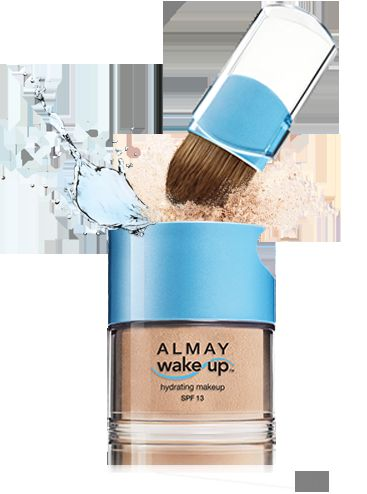 Almay Wake Up Hydrating Makeup