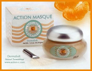 Nature's Dermatology Vitamin C Peel Off Masque