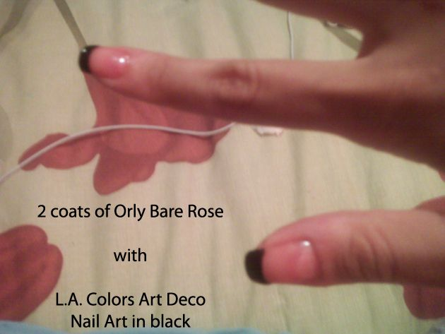Orly Bare Rose Reviews Photos Makeupalley