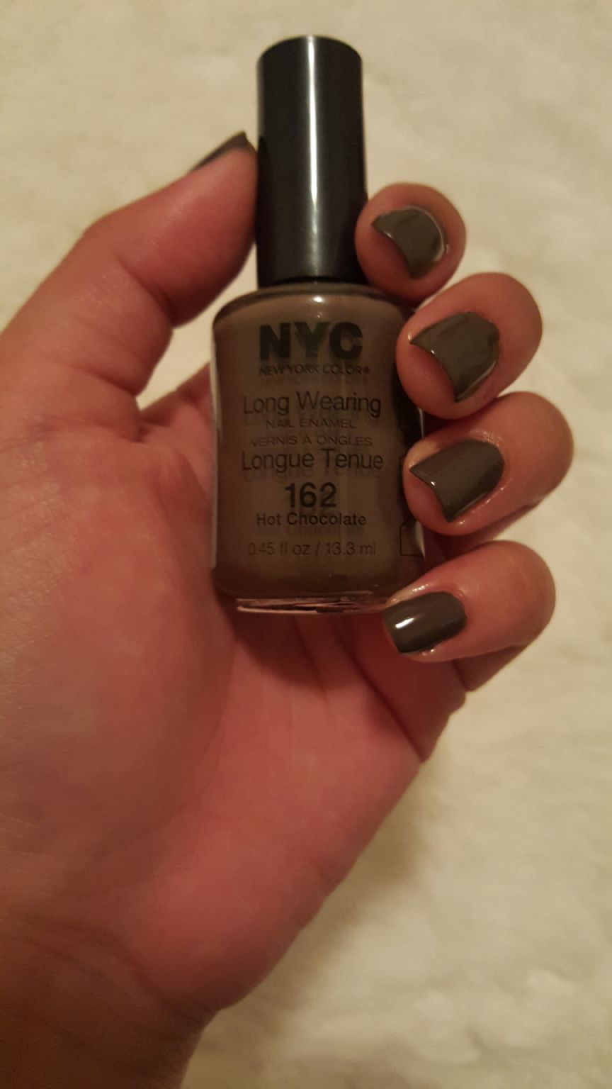 New York Color Hot Chocolate reviews, photos - Makeupalley