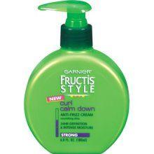 Garnier Curl Calm Down Anti-Frizz Cream