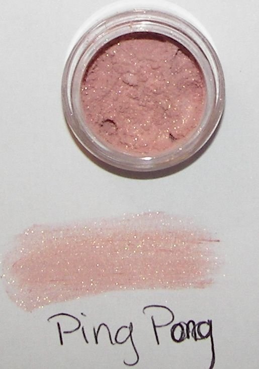 Everyday Minerals Ping Pong Eye Shadow