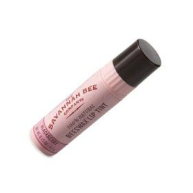 Savannah Bee Company Beeswax Lip Tint in Blackberry