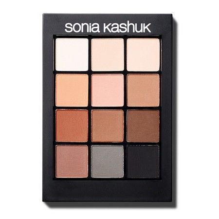 Sonia Kashuk Eye Couture Eye Palette - Eye On Neutral 02