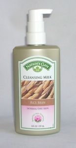 Nature's Gate Cleansing Milk - Rice Bran