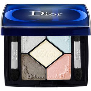 Dior 5 couleurs trianon edition eye shadow 796 cuir cannage.