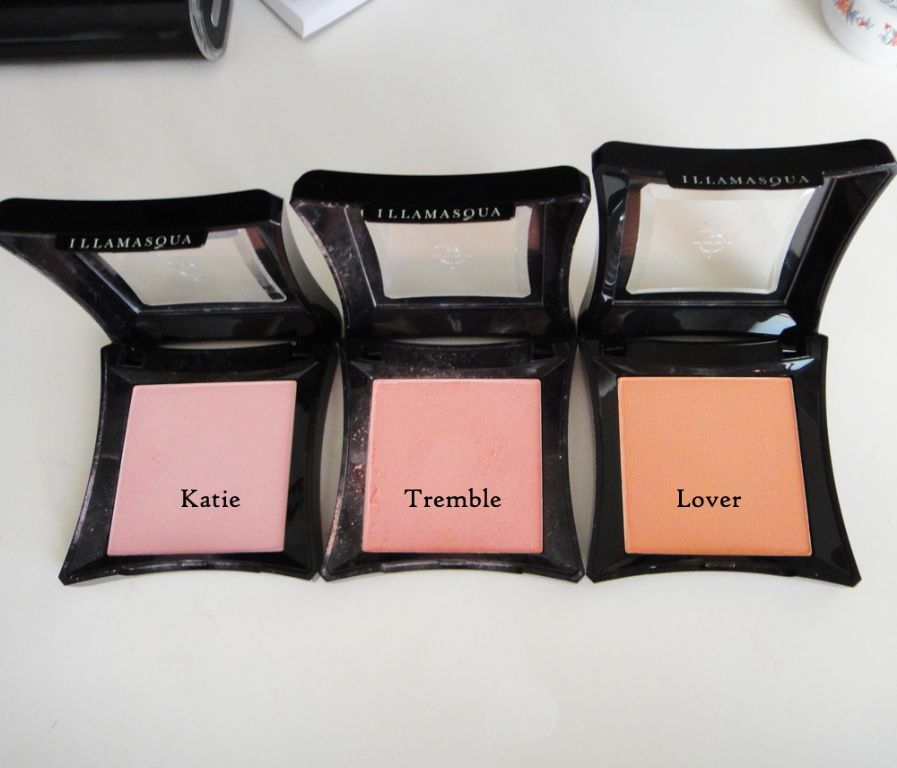 Illamasqua Powder Blusher Lover Reviews Photos
