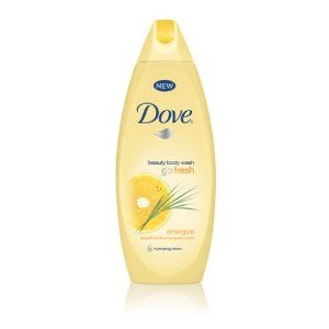 Dove Energize Grapefruit & Lemongrass Bodywash