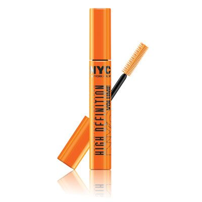 New York Color High Definition Volumizing Mascara