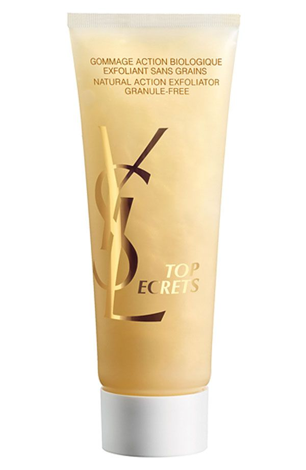 Yves Saint Laurent YSL Top Secrets Natural Action Exfoliator