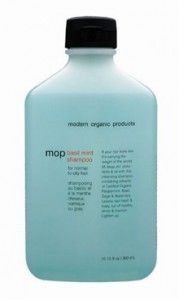 Modern Organic Products (MOP) Basil Mint Shampoo