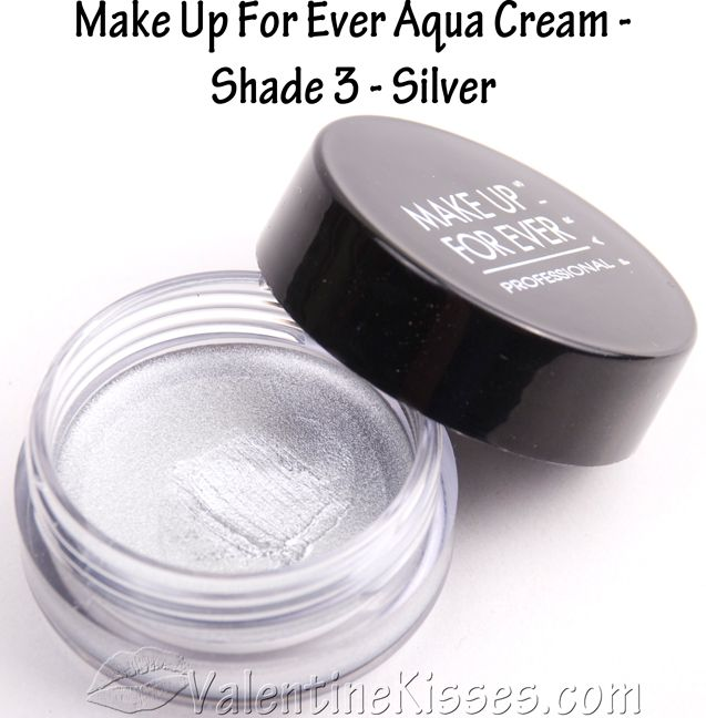 Make Up For Ever Aqua Cream - #3 Silver
