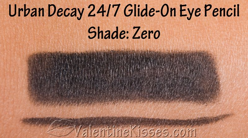 Urban Decay 24 7 Glide On Eye Pencil Zero Reviews