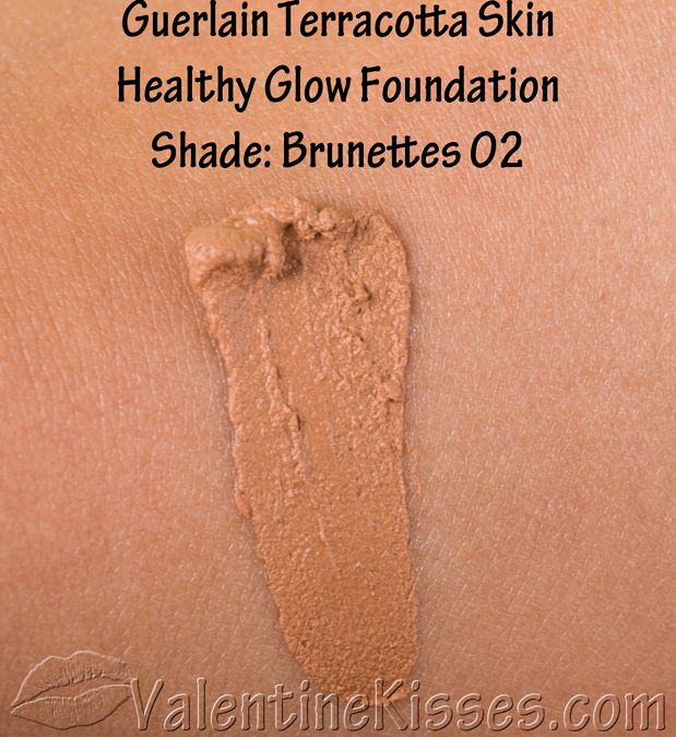 Guerlain Terracotta Healthy Glow Foundation - Second Skin Effect