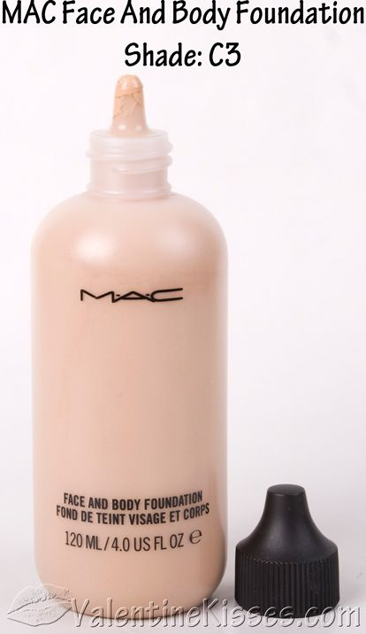 Mac Cosmetics Studio Face And Body