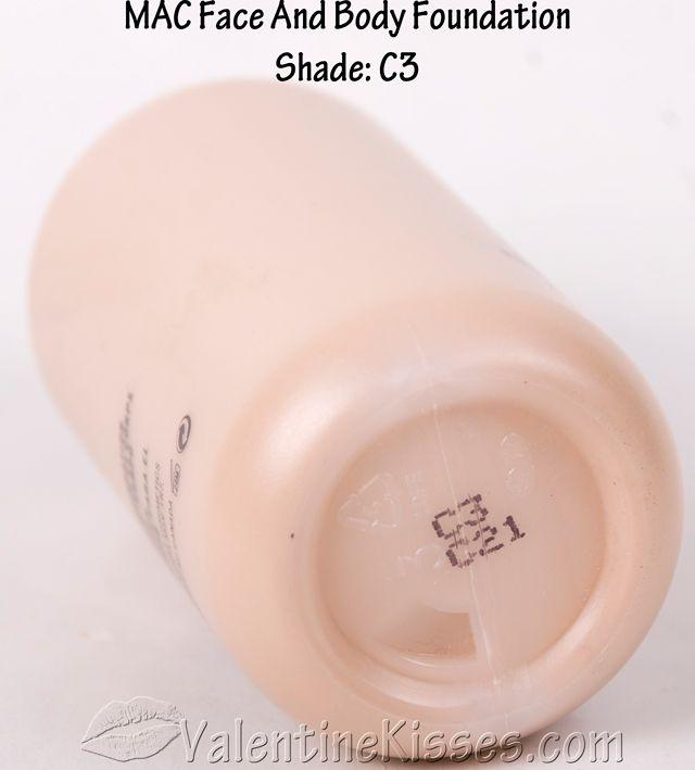 mac cosmetics studio face and body foundation reviews photos