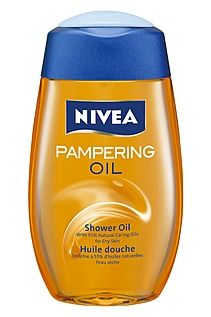 nivea bath care pampering shower oil reviews photo ingredients makeupalley. Black Bedroom Furniture Sets. Home Design Ideas
