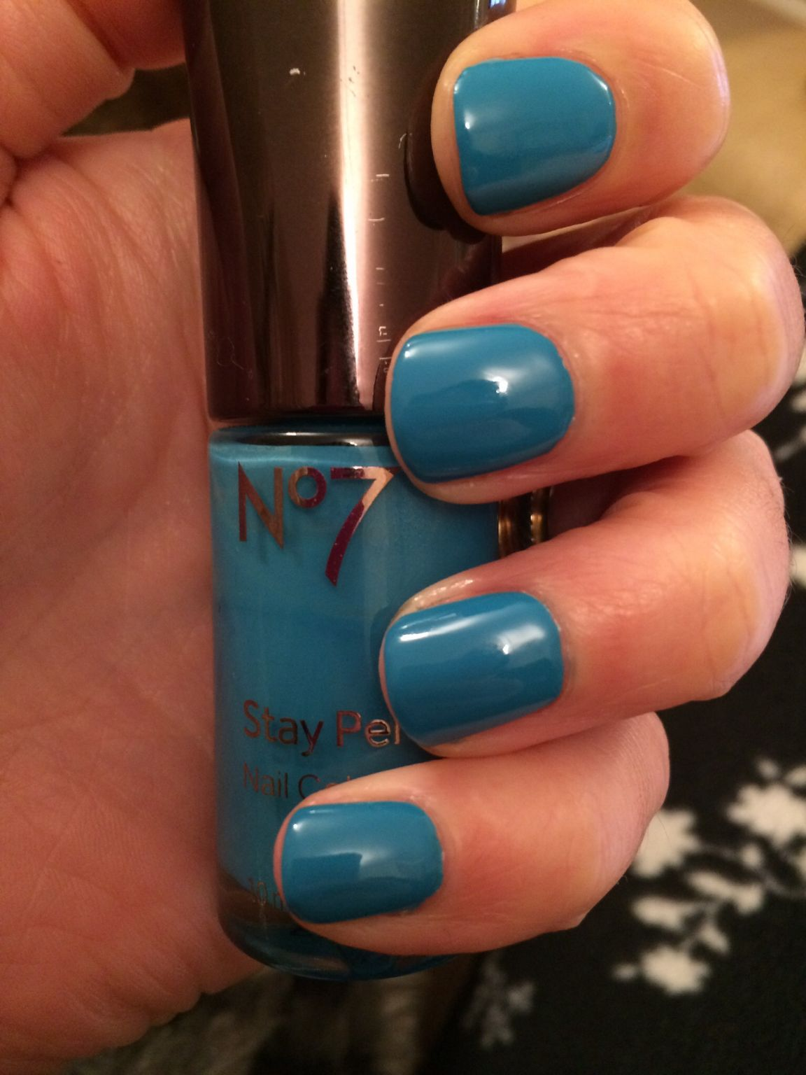 Boots No7 Stay Perfect Nail Colour reviews, photos - MakeupAlley