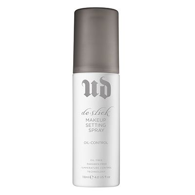 Resultado de imagen de makeup setting spray urban decay oil-control