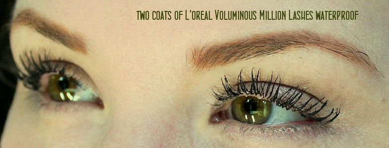 ... L'oreal Voluminous Million Lashes Mascara. 4 MORE IMAGES >. WRITE A REVIEW