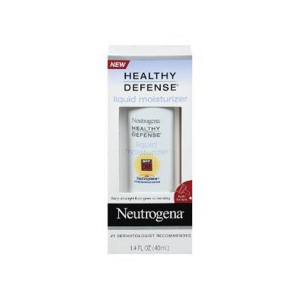 Neutrogena Healthy Defense Liquid Moisturizer SPF 50