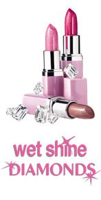 Maybelline New York Wet Shine Diamonds [DISCONTINUED]