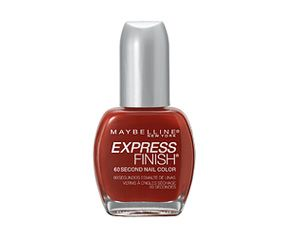 Maybelline Express Finish Nail Polish (any color)