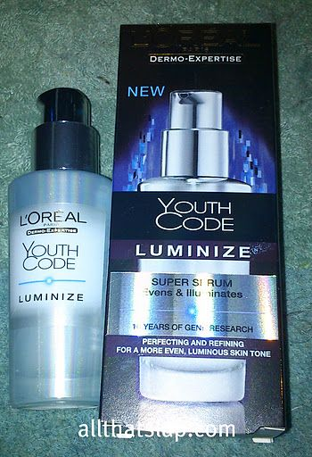 L'Oreal YOUTH CODE LUMINIZE Super Serum
