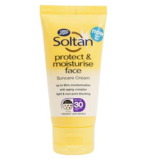 Soltan sun cream reviews