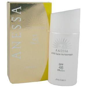 Shiseido  Anessa Mild Face Sunscreen SPF 46 PA +++