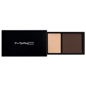 MAC Brow Shader - Soft Charcoal and Maple [DISCONTINUED]