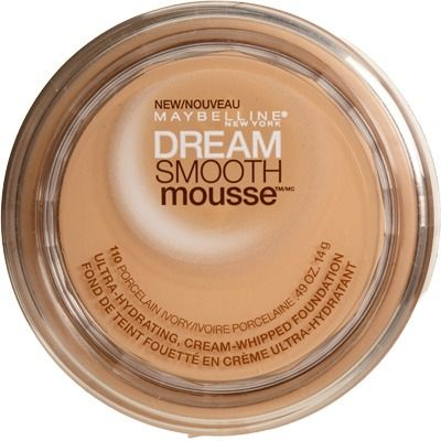 Maybelline Dream Smooth Mousse  [DISCONTINUED]