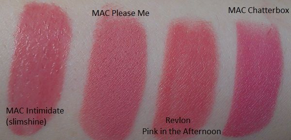 revlon super lustrous creme pink in the afternoon