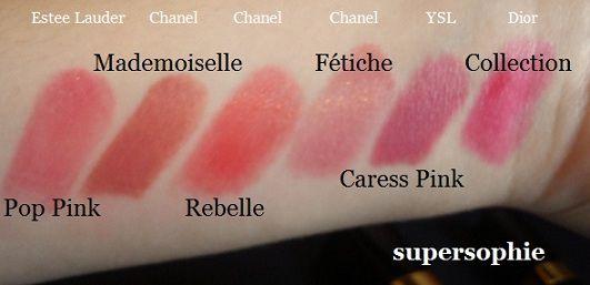 Elle 18 lipstick colour with price