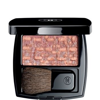 Chanel Les Tissages de Chanel - Blush Duo Tweed Effect in Tweed Brun Rose