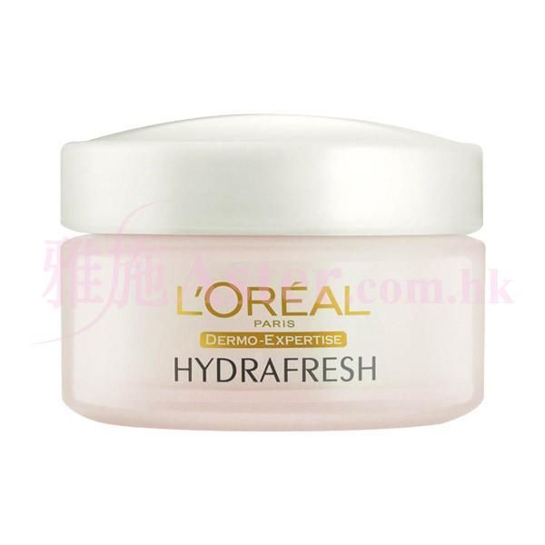 L'Oreal Hydrafresh Ultra-hydrating gel-creme Dry and sensitive