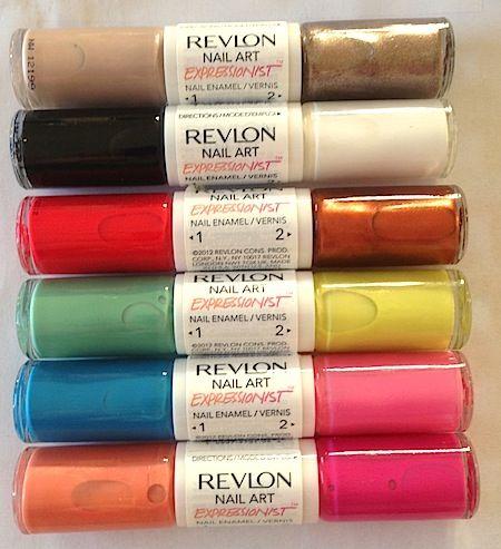 Revlon nail art expressionist reviews photo makeupalley revlon nail art expressionist prinsesfo Images