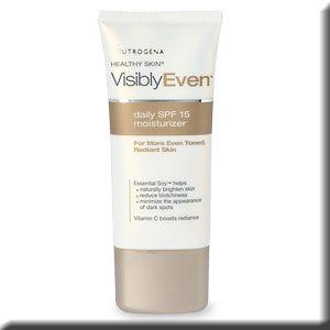 Neutrogena Healthy Skin Visibly Even Daily Moisturizer SPF 15