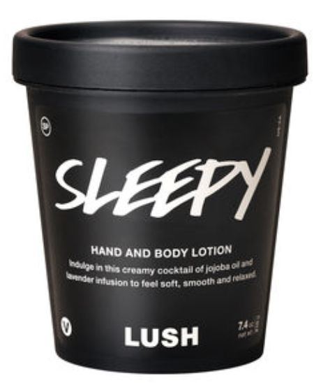 Lush Sleepy Hand And Body Lotion Reviews Photo Makeupalley